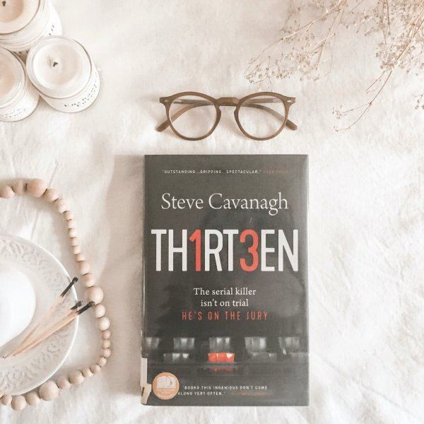 Thirteen by Steve Cavanagh