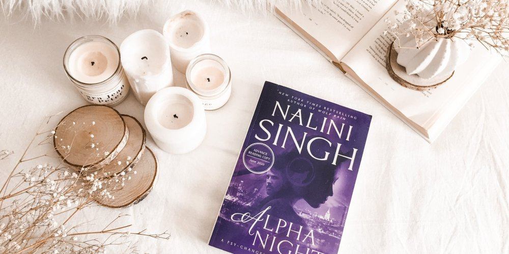 Alpha Night by Nalini Singh