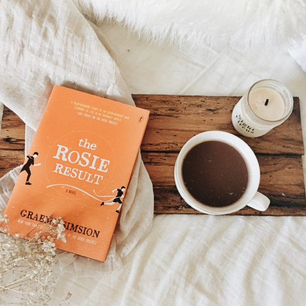 The Rosie Result by Graeme Simsion