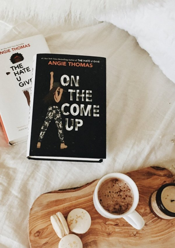 The Hate U Give & On the Come Up by Angie Thomas / Powerful and a must read!!