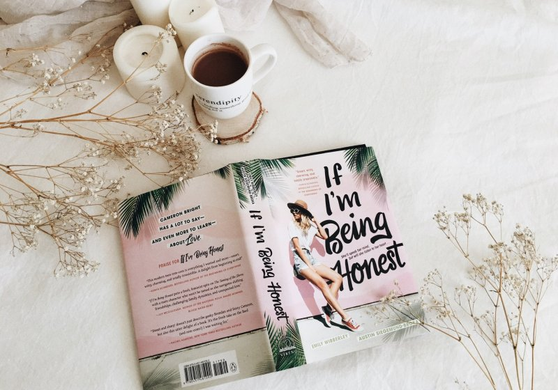 If I'm Being Honest by Emily Wibberley Austin Siegemund-Broka