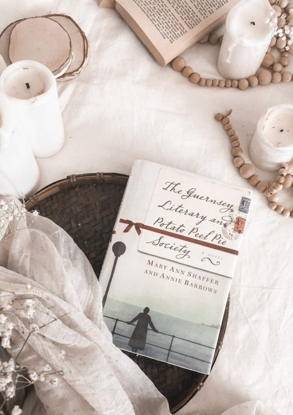 The Guernsey Literary and Potato Peel Pie Society by Mary Ann Shaffer, Annie Barrows – Loved both book & movie