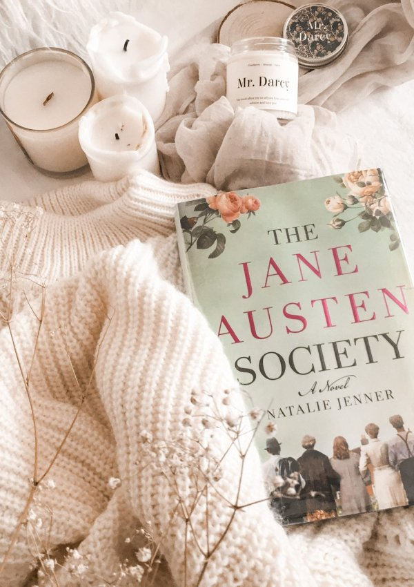 The Jane Austen Society by Natalie Jenner / just wonderfully atmospheric
