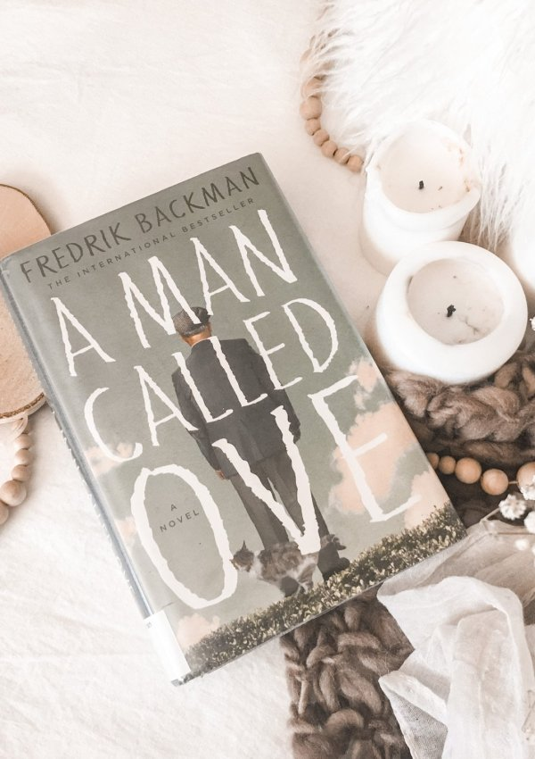 A Man Called Ove by Fredrik Backman / probably one of my most favorite novels