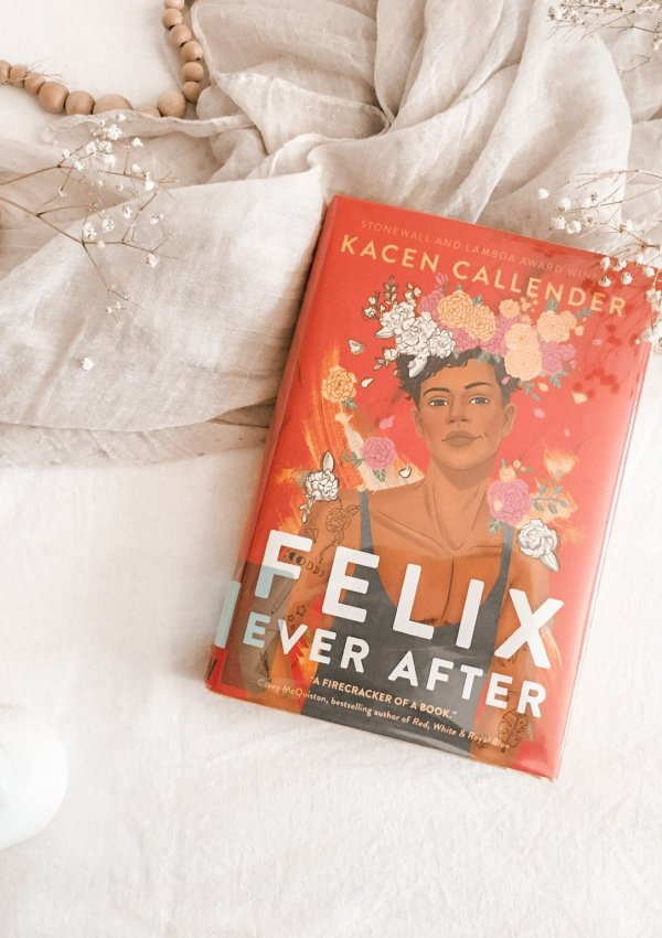 Felix Ever After by Kacen Callender / absolutely adorable and SO GOOD!!!