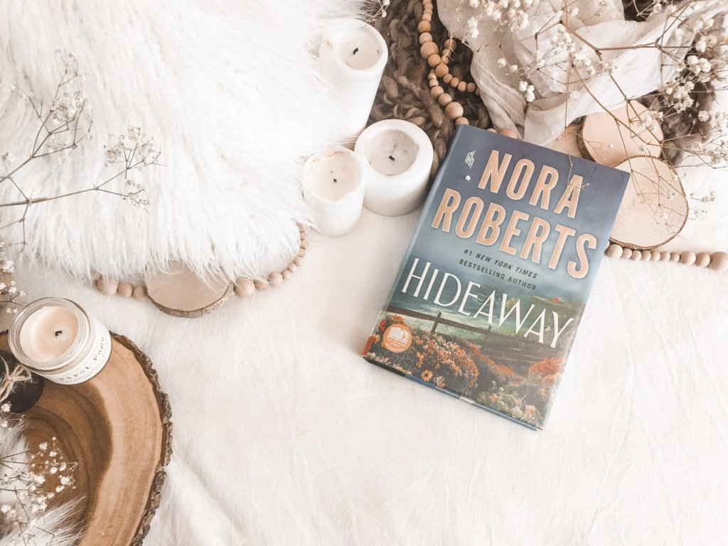 Hideaway by Nora Roberts | BOOK REVIEW