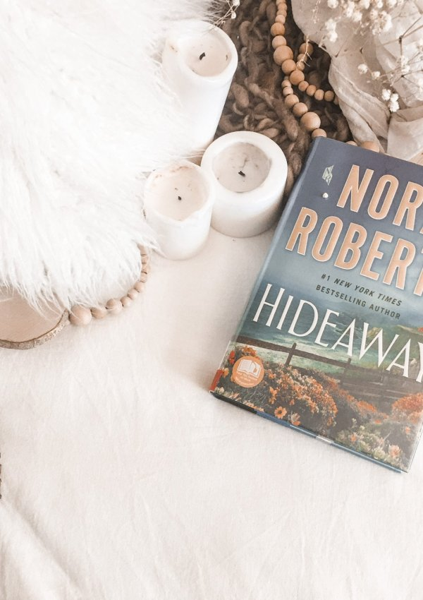 Hideaway by Nora Roberts | BOOK REVIEW | A family saga set against the gorgeous California Coast