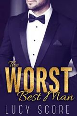 Favorite Enemies to Lovers Romance Books / The Worst Best Man by Lucy Score