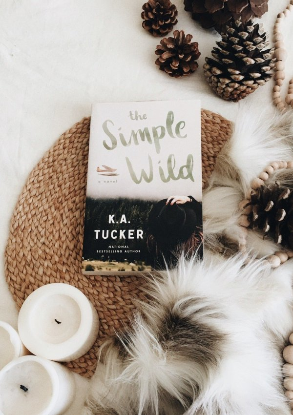 BOOK REVIEW: The Simple Wild by KA Tucker / the beginning of my most favorite love story!