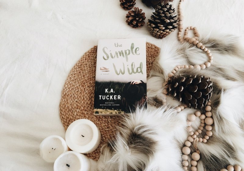 The Simple Wild by KA Tucker