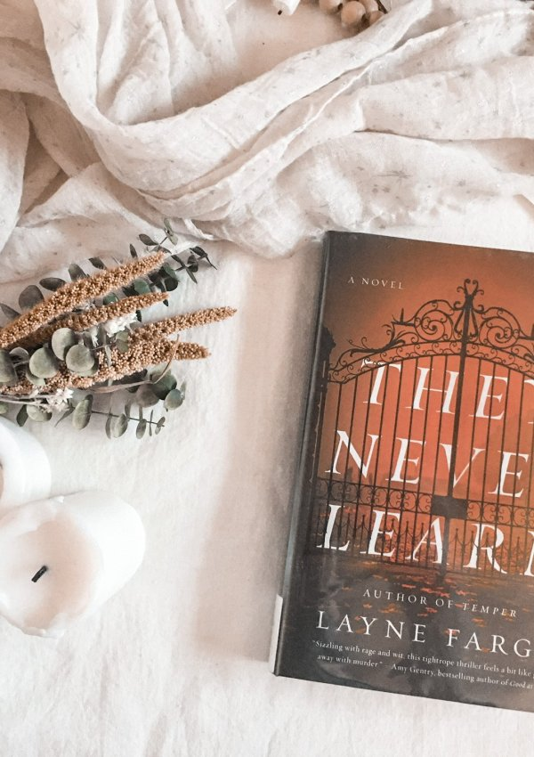 They Never Learn by Layne Fargo | AUDIOBOOK REVIEW  | dark, twisty & edgy
