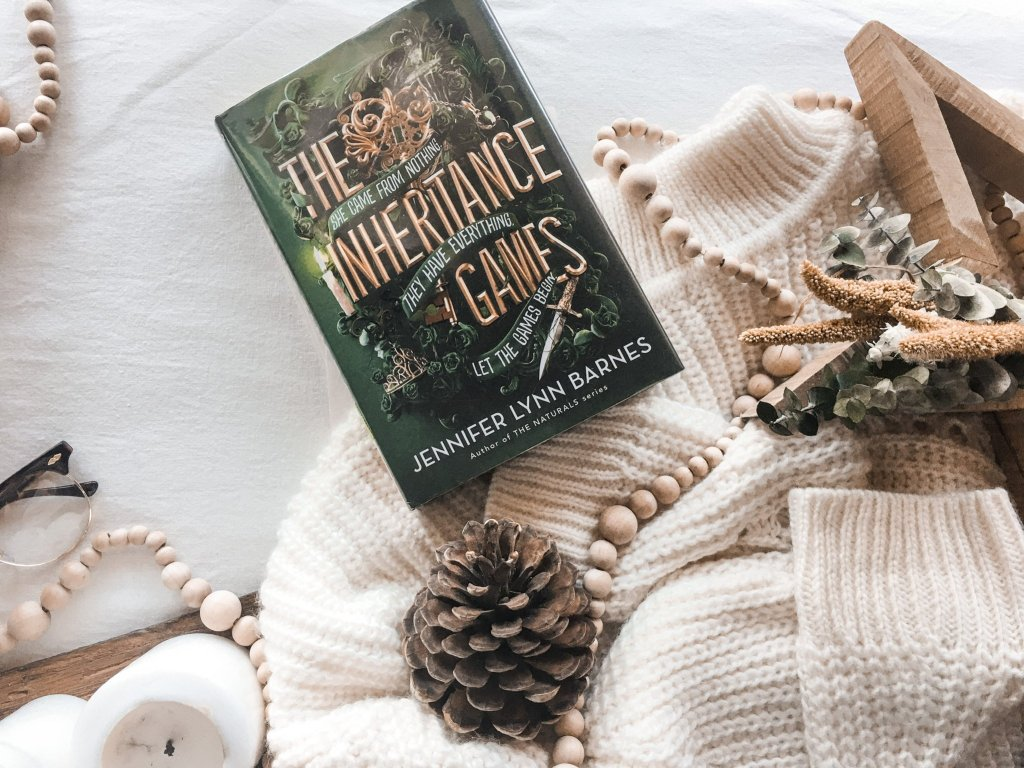 The Inheritance Games by Jennifer Lynn Barnes | AUDIOBOOK REVIEW