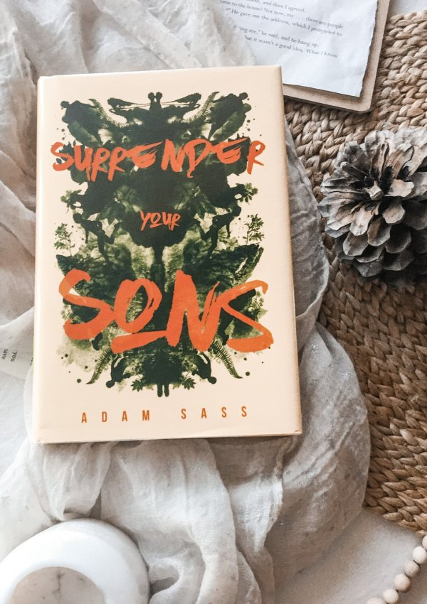 Surrender Your Sons by Adam Sass | AUDIOBOOK REVIEW | timely novel