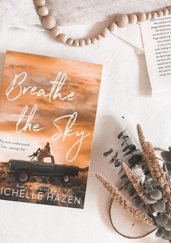 BOOK REVIEW: Breathe the Sky by Michelle Hazen