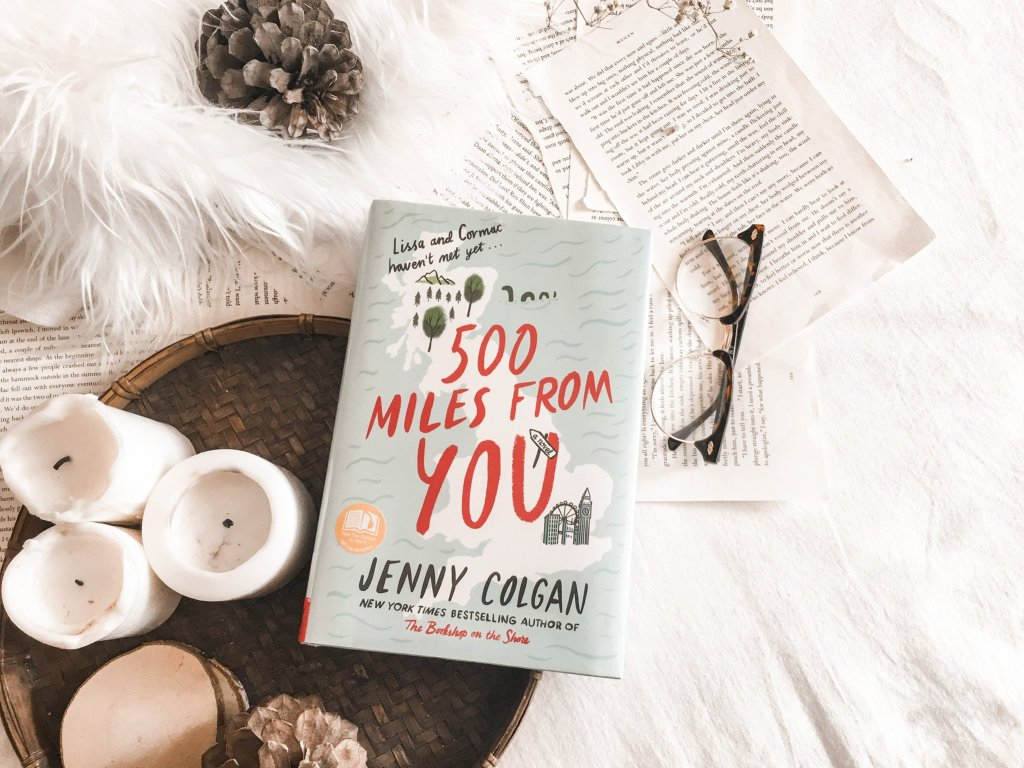 500 Miles from You by Jenny Colgan | REVIEW