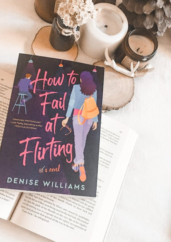 How To Fail at Flirting by Denise Williams | AUDIO REVIEW