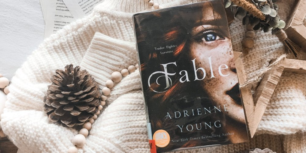 Fable by Adrienne Young | AUDIO REVIEW