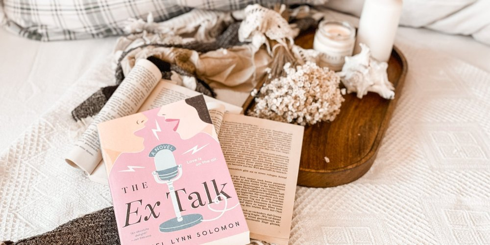 The Ex Talk by Rachel Lynn Solomon | AUDIOBOOK REVIEW
