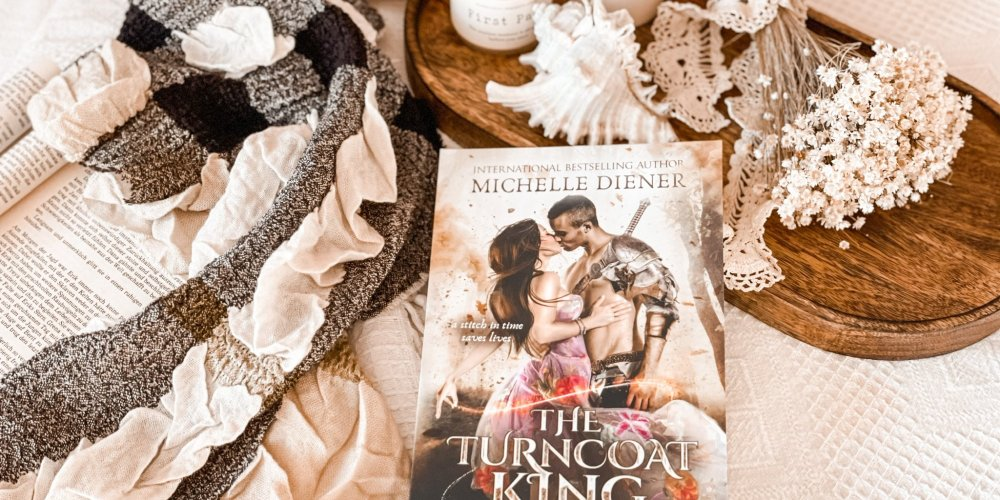 The Turncoat King by Michelle Diener | BOOK REVIEW