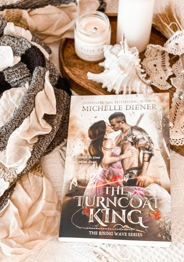 The Turncoat King by Michelle Diener | BOOK REVIEW | 5 STARS