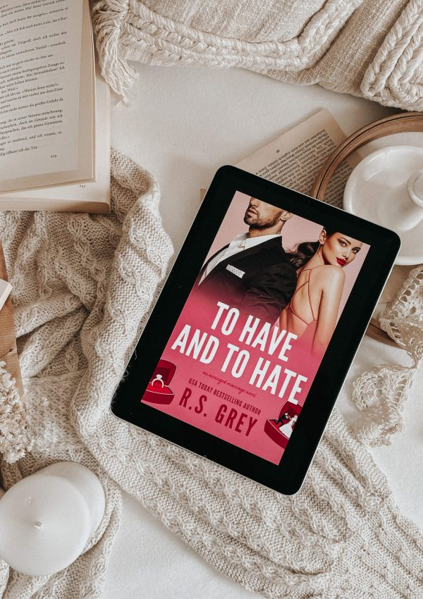 To Have and to Hate by RS Grey | BOOK REVIEW