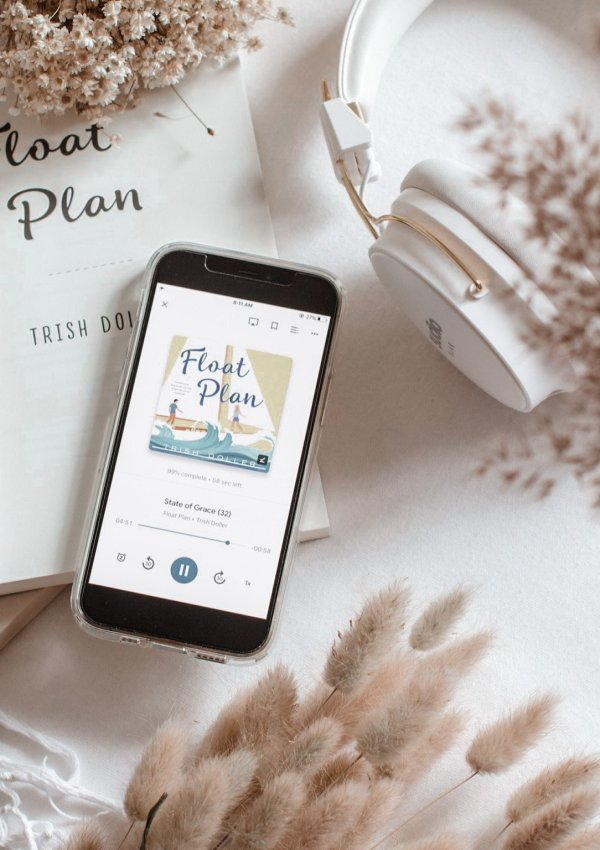 Float Plan by Trish Doller | AUDIOBOOK REVIEW | so much more than expected