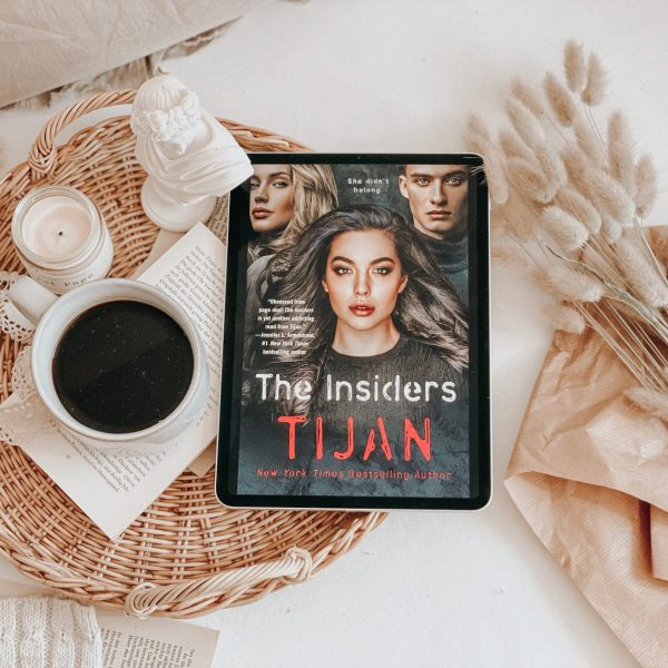 The Insiders by Tijan | BOOK REVIEW