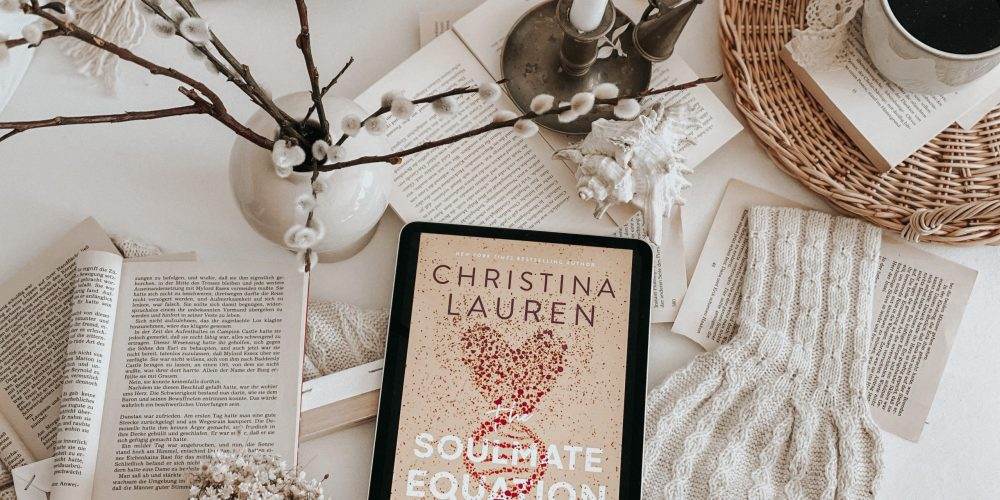 The Soulmate Equation by Christina Lauren | BOOK REVIEW