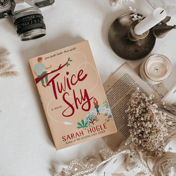 Twice Shy by Sarah Hogle | BOOK REVIEW