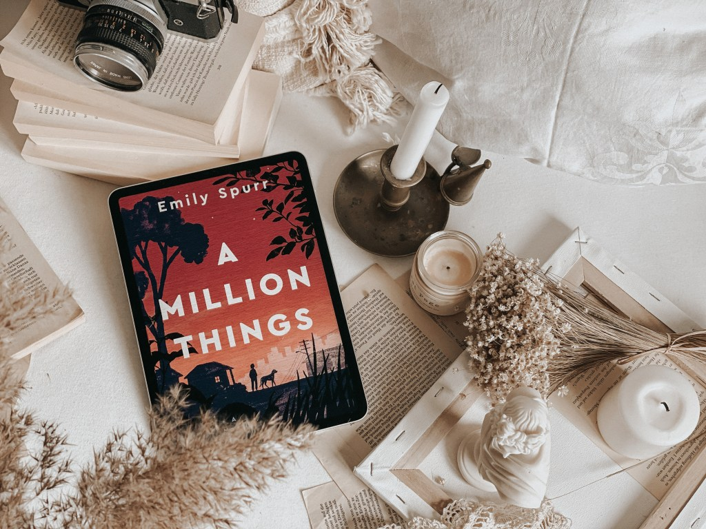 A Million Things by Emily Spurr    BOOK REVIEW
