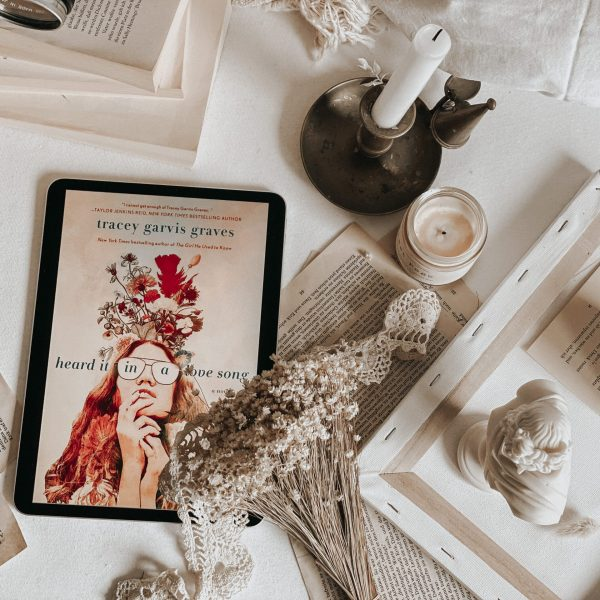 Heard It in a Love Song by Tracey Garvis Graves   BOOK REVIEW