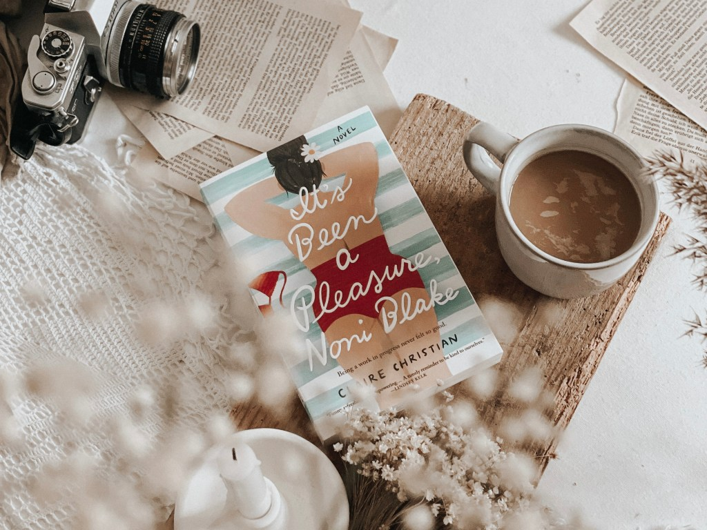 It's Been a Pleasure Noni Blake by Claire Christian | BOOK REVIEW