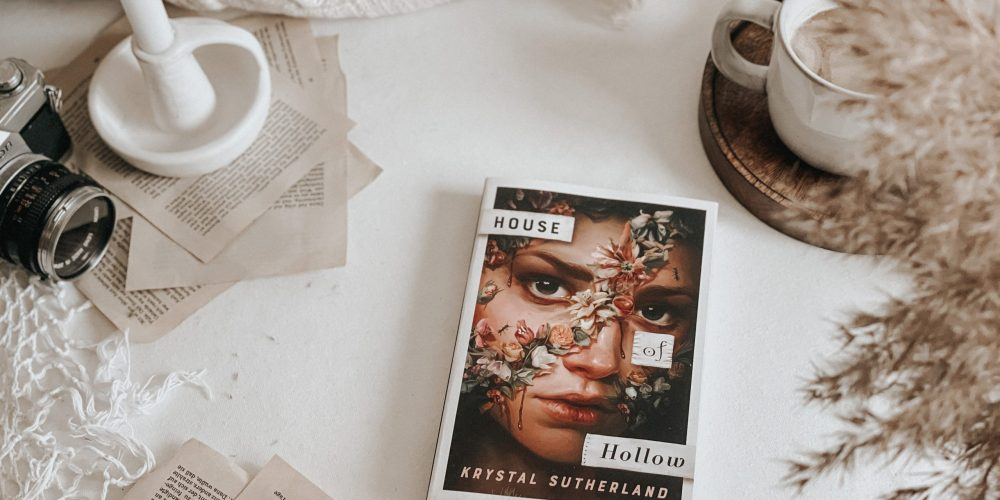 House of Hollow by Krystal Sutherland   AUDIOBOOK REVIEW
