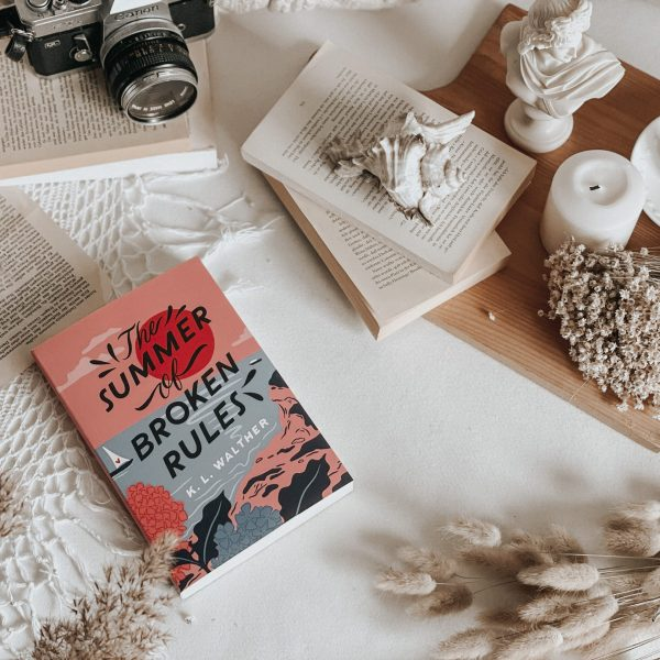 The Summer of Broken Rules by KL Walther | YA BOOK REVIEW