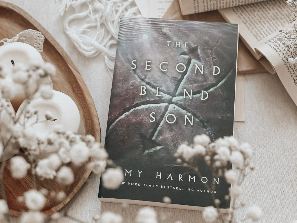 The Second Blind Son by Amy Harmon  | BOOK REVIEW | The Chronicles of Saylok