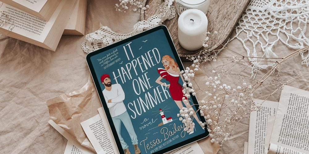 It Happened One Summer by Tessa Bailey | AUDIOBOOK REVIEW