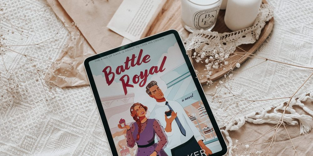 Battle Royal by Lucy Parker   BOOK REVIEW   (Palace Insiders #1)