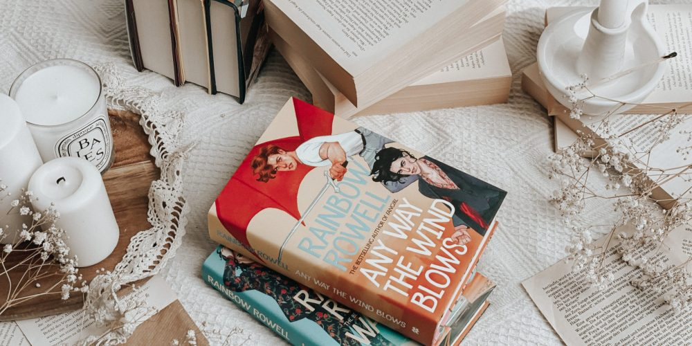 Any Way the Wind Blows by Rainbow Rowell   AUDIOBOOK REVIEW   Simon Snow #3