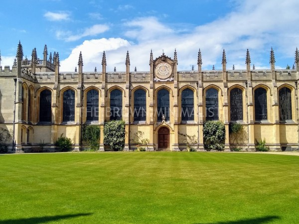 Colleges of Oxford Spotlight: All Souls College