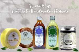 Swara Bliss- Natural Handmade Skincare!