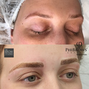 THe Brow studio microblading