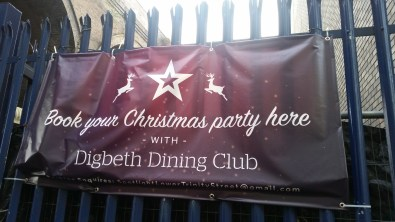 Digbeth Dining Club, Brum Diaries