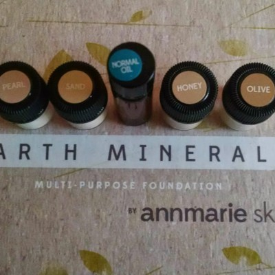 "Product Obsession: ""Minerals by Annmarie"" Multi-Purpose Foundation"