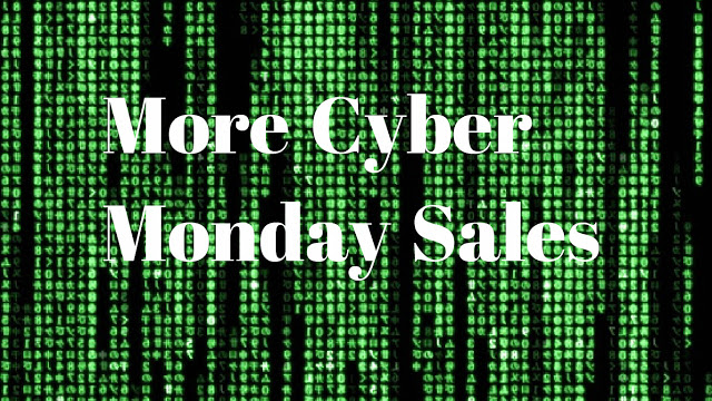 Even More Green Beauty/Lifestyle Deals For Cyber Monday!
