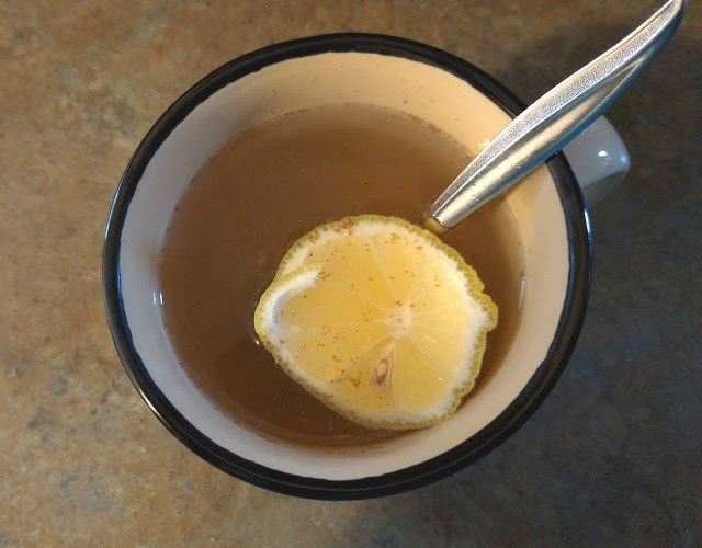 A Hot Toddy For Colds Works Wonders!