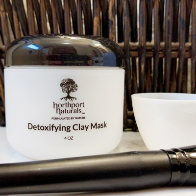 Brand Highlight: Northport Naturals Detoxifying Clay Mask