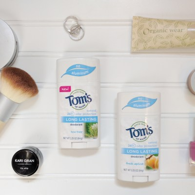 Tom's Of Maine Natural Deodorants – Review + Giveaway! {CLOSED}