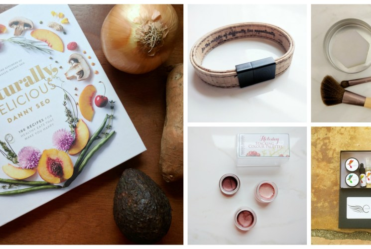 Unique Green Beauty Gifts + A Few Holiday Deals Worth Checking Out!