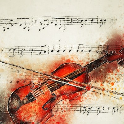 If Music Be The Food of Love, I Wish to Sing On….