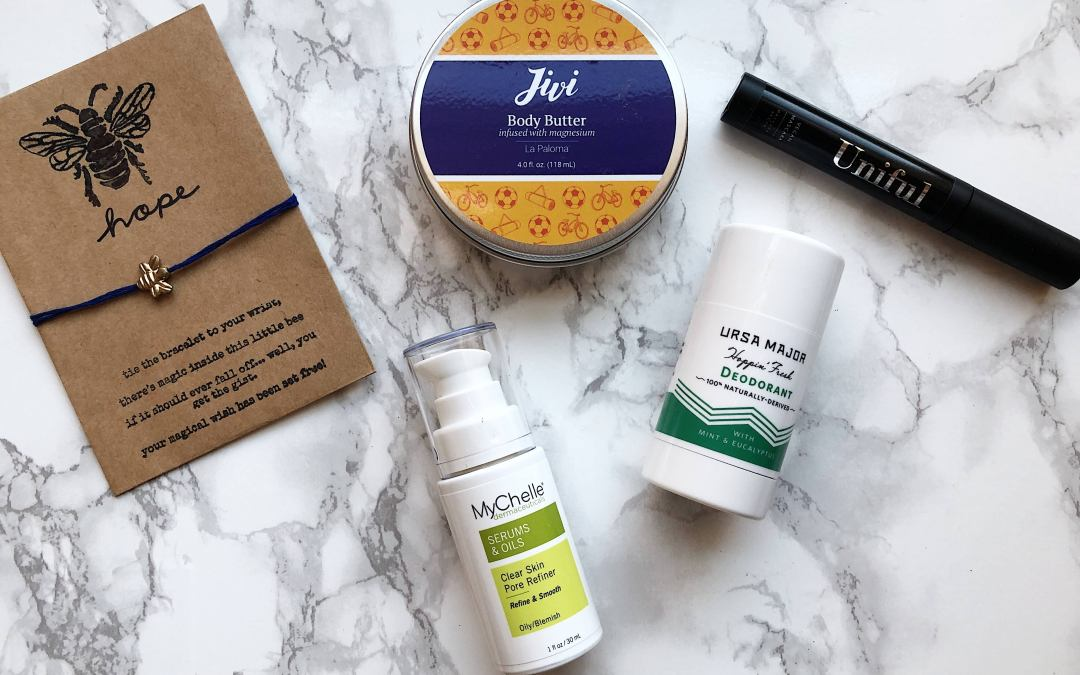 December Goodbeing Box Review!